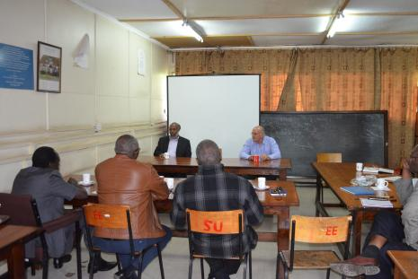 Collaboration Meeting CRPM(CUT-SA)-INST(UoN)